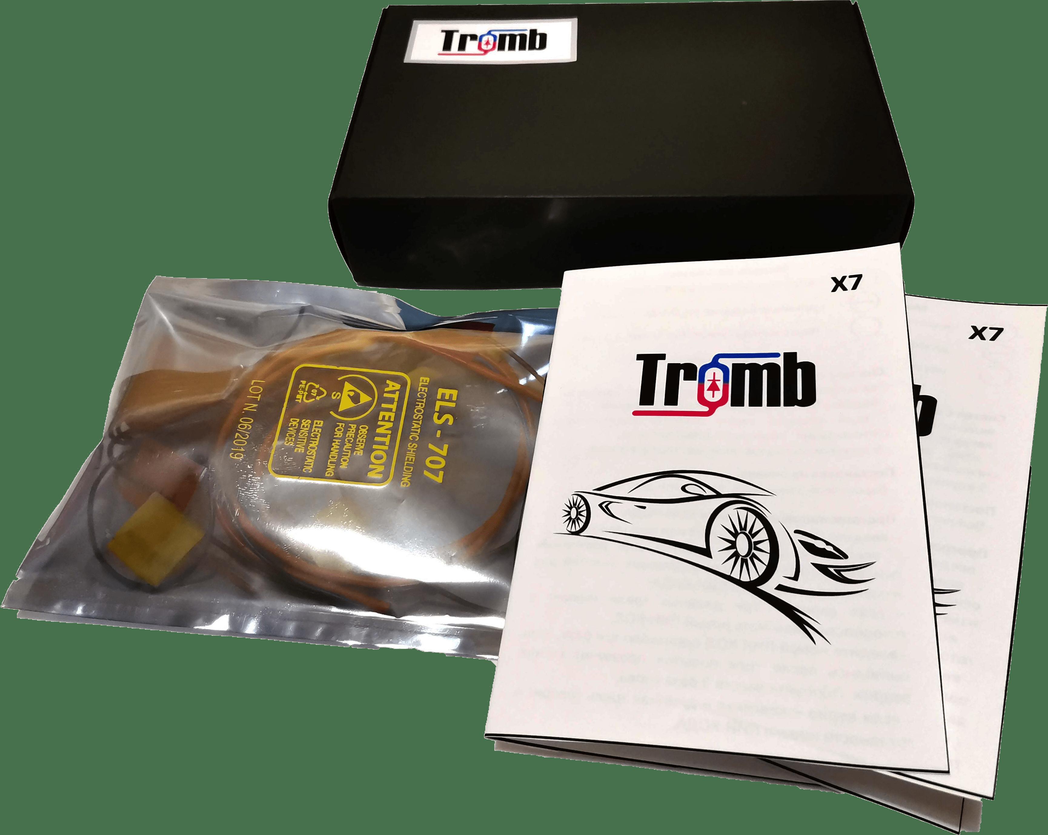 Заказ Tromb X7